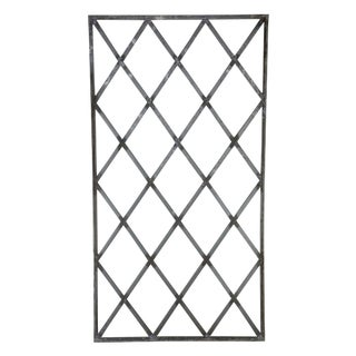 European Cottage Leaded Glass Window