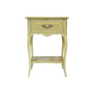 French Regency-Style Nightstand