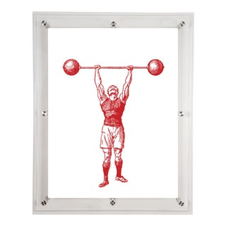 Mitchell Black Home Strongman Art