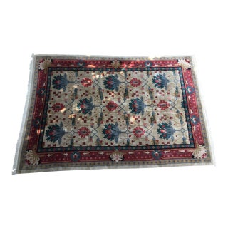 """Gorgeous Oversized Traditional Style Rug - 9'7"""" X 13'10"""""""