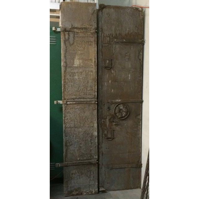 Industrial Metal Castle Door - Image 10 of 10