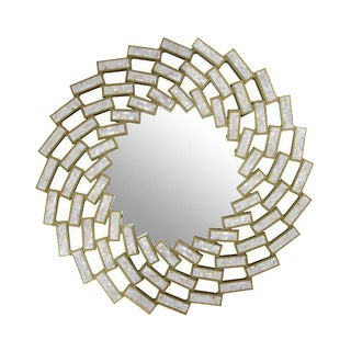 Oversized Clemence Mother of Pearl Mirror