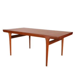 Danish Modern Dining Table by Ib Kofod-Larsen