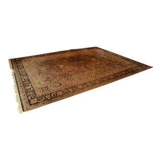 Whittal Anglo-Persian Style Rug - 8′10″ × 12′