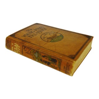 Vintage 1921 Ideal Home Life The Young Folks Treasury Vol. 10