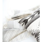 Image of Grey Oaxaca Wool Pillow Cover