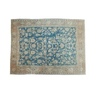 """Antique Fine Lilihan Carpet - 9'9"""" X 13'8"""""""