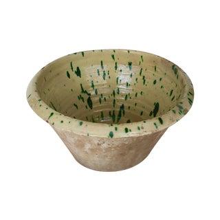 Antique Provence Farmhouse Bowl