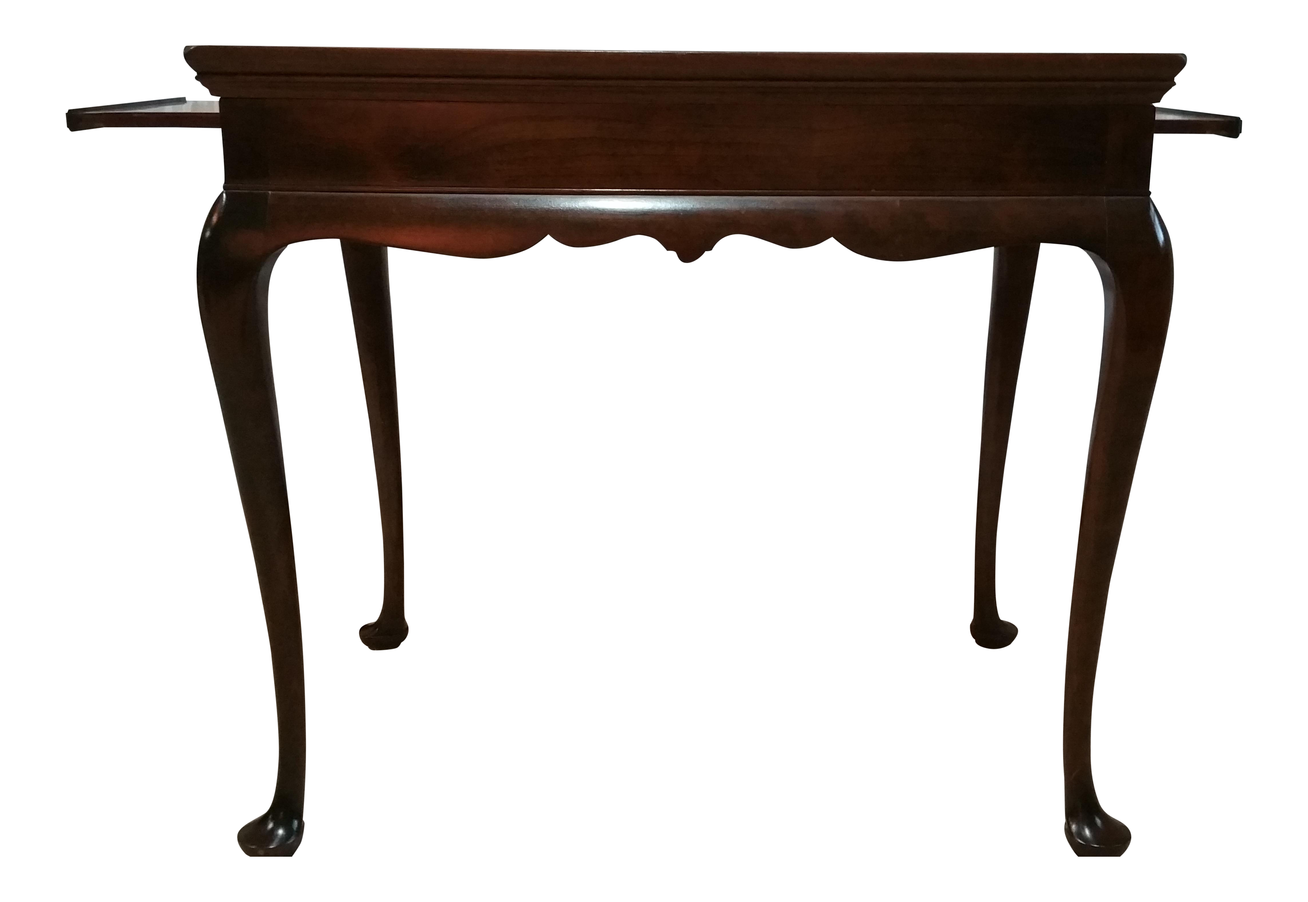 Stickley Cherry Valley Tea Table   Image 1 Of 7