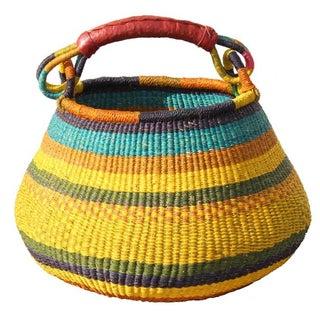 African Gambibgo Pot Basket