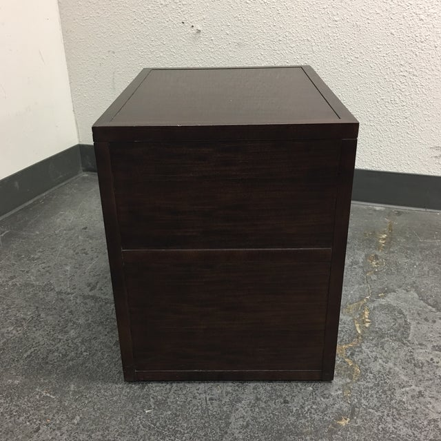 Image of Hickory Chair Furniture Company Harrison 2 Drawer File Cabinet