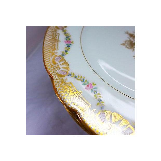 Vintage Fabrique en France Plates - Set of 12 - Image 4 of 8
