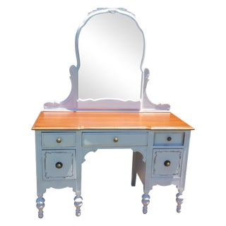 Vintage Vanity, Refurbished by Varsano Restoration