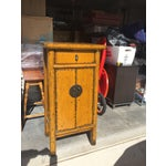 Image of Chinese Golden Yellow Cabinet