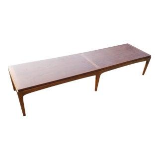 Lane Mid-Century Modern Coffee Table