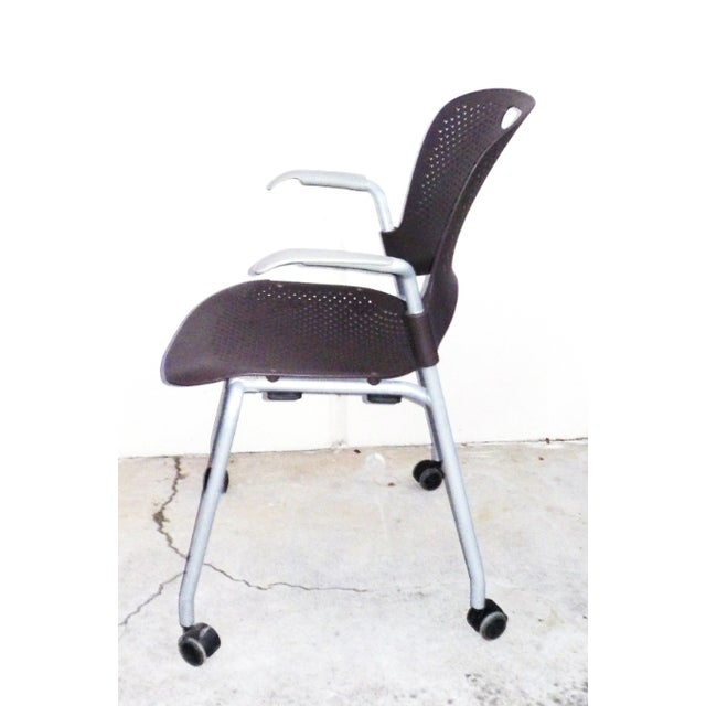Herman Miller Casper Stacking Office Chair - Image 6 of 7