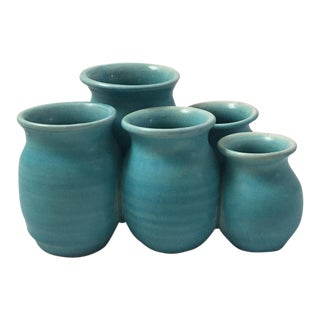 Foxlo Pottery Multi-Pot Vase
