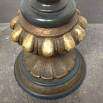 Image of Vintage Style Spiral Table Lamps- Pair