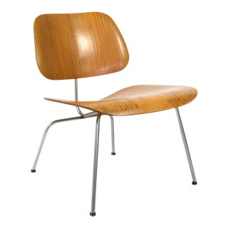 Eames LCM Lounge Chair by Herman Miller with Developmental Mounts