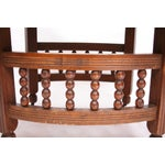 Image of Antique Stick & Ball Dining Table