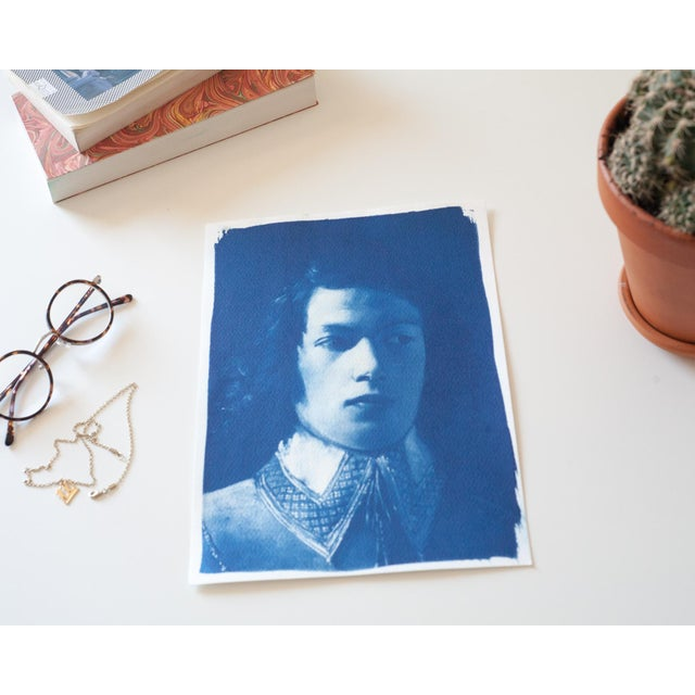 Cyanotype Prints from De La Tour - Pair - Image 6 of 8