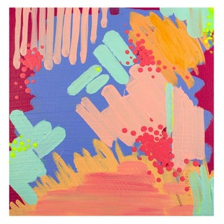 It's a Party Now! Abstract Painting
