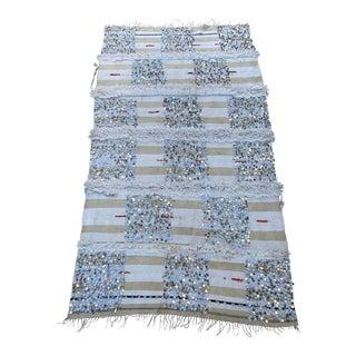 Vintage Moroccan Wedding Blanket