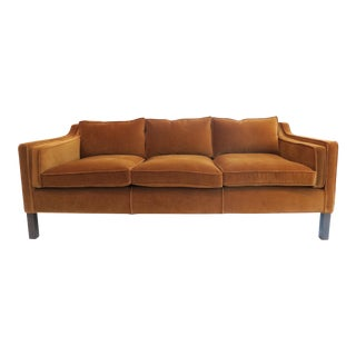 Custom Modern Thin Arm Sofa