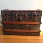 Image of Industrial Vintage Trunk