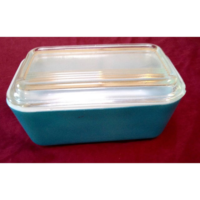 Mid-Century Pyrex Food Storage & Serving Dishes - Set of 4 - Image 4 of 6