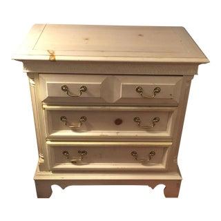Stanley Furniture White Pine Nightstand