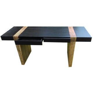 Brazilian Reclaimed Peroba Wood Desk