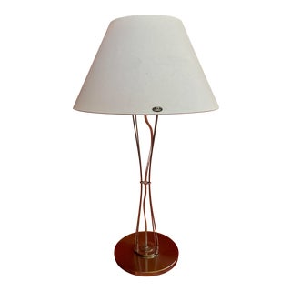 "Lumina ""Lizzy"" Flexible Steel Rod Table Lamp"