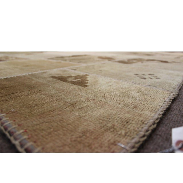 Turkish Multi-Colored Patchwork Rug - 8' x 10' - Image 6 of 7