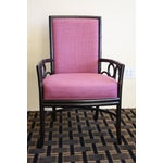Image of McGuire Laura Kirar Upholstered Armchair