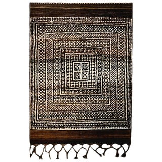 Wonderful 19th Century Gabbeh Rug