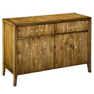 Sarreid LTD Walnut Cabinet Chest