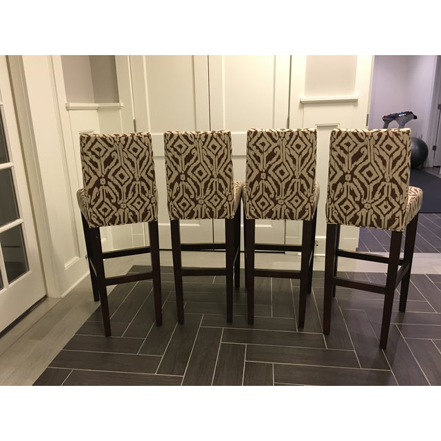 Lee Industry Bar Stools - Set of 4 - Image 4 of 10