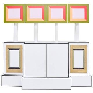 Ettore Sottsass Piccoli Libri Cabinet, 1992