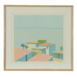 Limited Edition Lithograph by Roger Muhl
