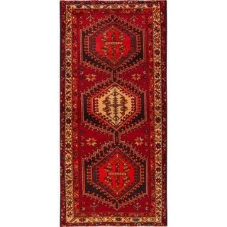 "Apadana - Vintage Persian Heriz Rug, 3'7"" x 7'8"""
