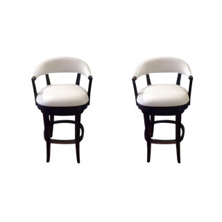 Palecek Modern Bar Stools - Set of 2