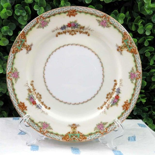 Mismatched Vintage Dessert Plates - Set of 8 - Image 4 of 11