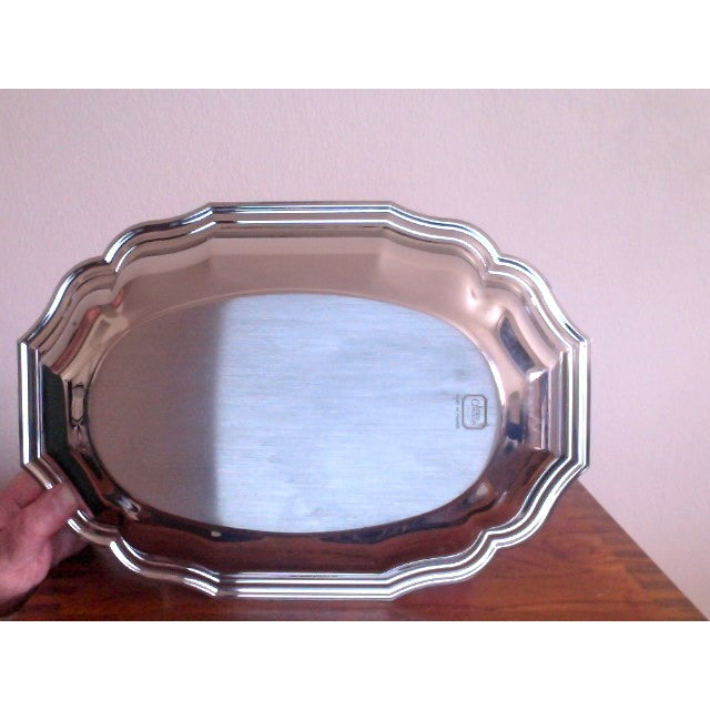 Image of Jean Couzon of France Marzipan Serving Dish