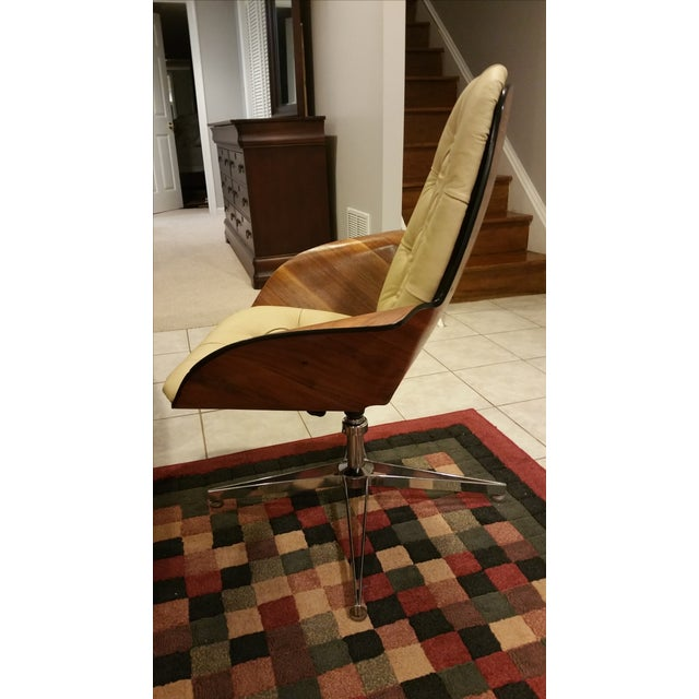 George Mulhauser Plycraft Mid-Century Mrs. Chair - Image 4 of 7