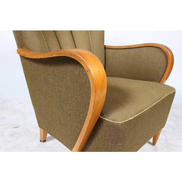 Vintage Karl Andersson Style Armchair - Image 6 of 6
