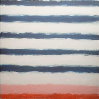 "Susie Kate ""Morning Sail #2"" Abstract Painting"