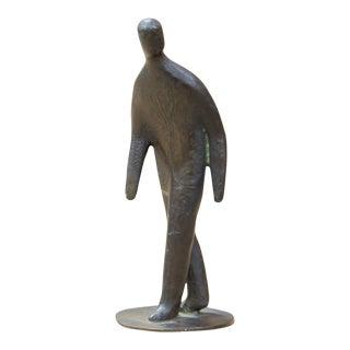 Carl Auböck II Bronze Sculpture