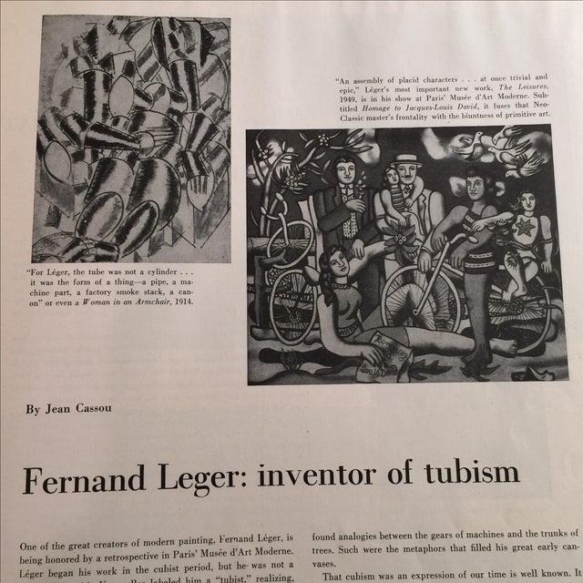 Artnews November 1949 Magazine - Image 8 of 10