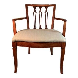 Art Deco Accent Chair
